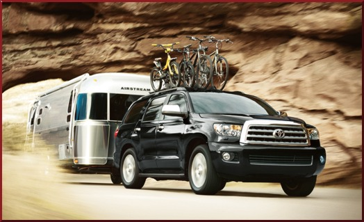 2011 Sequoia Performance Parts and Accessories - Sparks Toyota Scion