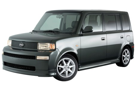 2012 Scion xB for Accessories page