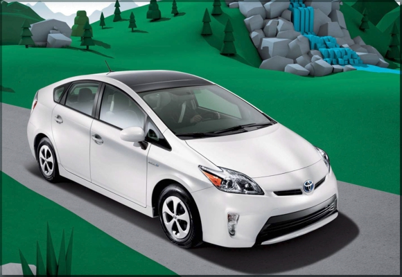 Sparks Toyota Service >> 2013 Toyota Prius 3rd Generation Accessories and Parts, Sparks Toyota Scion - TRD Parts