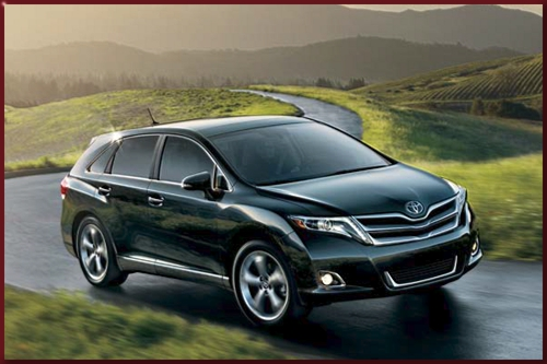 Sparks Toyota Service >> 2013 Toyota Venza Accessories and Parts, Sparks Toyota Scion - TRD Parts
