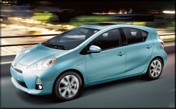 2014 Toyota Prius C Accessories And Parts Sparks Toyota