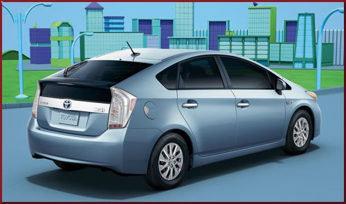 2015 Toyota Prius Plug In Accessories And Parts Sparks