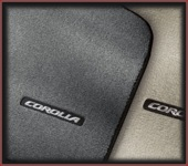 PT206-02093-12 Carpeted Floor Mats