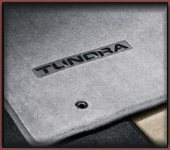 Tundra Embroidered Carpet Mats
