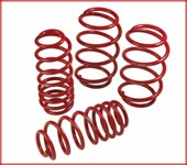PTR07-52080 TRD RED Lowering Springs