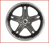 "PTR20-52084 TRD 19"" 5-Spoke Alloy Wheel"