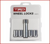 PTR27-34061 TRD Wheel Lock Set