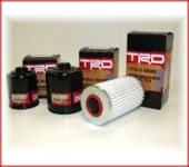 TRD High Performance Oil Filter,  6 Cyl.
